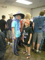 Great and Powerful Trixie at BronyCon 2012 by DestinyDecade