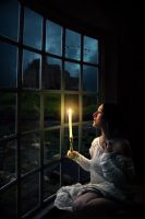 The Night in Candle Light by Elle124