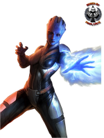 Liara T'soni 01 by PimplyPete