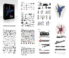FREE Tech Vector Pack by MrSuma