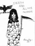 Death and All His Friends by PhilRey