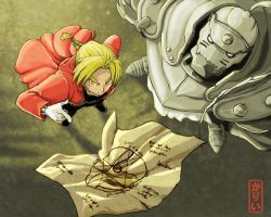FMA - Brotherhood by Goldman-Karee