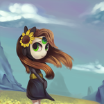 Meloetta - She Was Like A Sunflower by TheBoogie