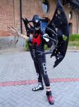 Devimon Cosplay by incubo-alex
