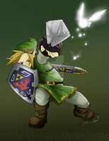 TLOZ_hero of time by quartermaester