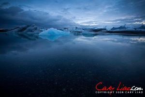 Jokulsarlon Dawn by soak2179