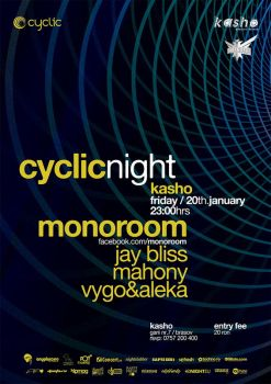 Cyclic Night poster by vygo