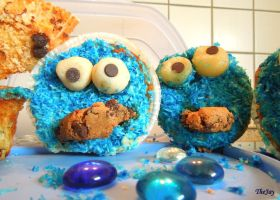 The Cookie Monster by TheJay289