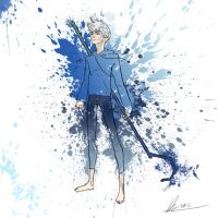 jack frost. by des522
