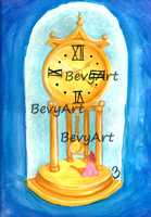 Trapped In Time by BevyArt