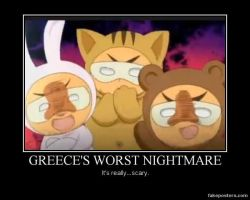 Greece's worst nightmare by yunira-chan