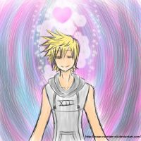 KH2 - I'd Give You My Heart by Roxas-Number-XIII