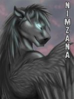 Nimzana Angel Badge by Nimzach