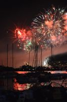 Fireworks festival 2014 to CANNES 2 by A1Z2E3R