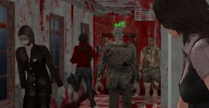 Resident Evil 6 2 by xxClaireBearxx1