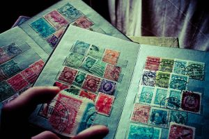 Stamps Collection by cr1ms0n13