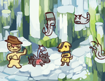 Dungeon1 Placeholder TeamCollab by ZephyrLightningheart