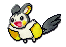 #587 - Emolga by Aenea-Jones