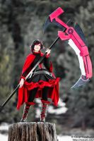 Ruby Rose by ocwajbaum