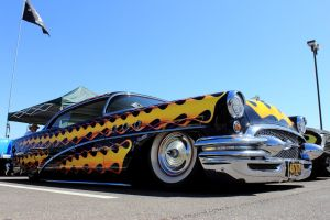 Flamed Buick by DrivenByChaos