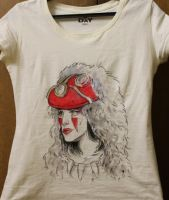 Mononoke T-shirt by Kvelde