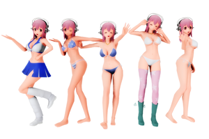 Sonico Sonicomi - Download by YamiSweet