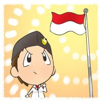 Indonesia Independence day by fansamuel