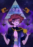 Prince in the illuminati by TwilighttsSparkless