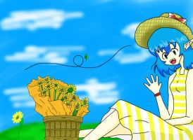 summers day by inupuppy1412