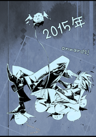 Thank you 2014! by wickedAlucard