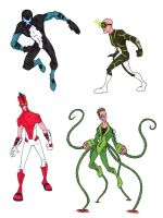 Ben 10 Super Soldiers 2 by kjmarch