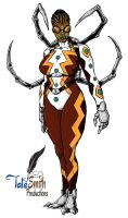 Anansi by Comicbookist