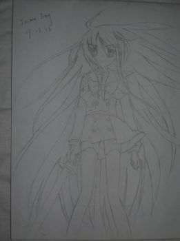 Shana finished by Jasjasmine