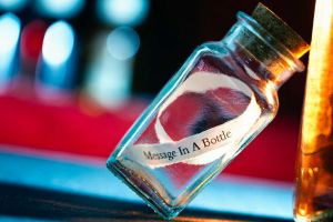 Message in a bottle - D220 by neoflo