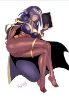 COMMISSIONS:Tharja by Hussard-YR
