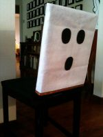 ghost chair by alteredboxes