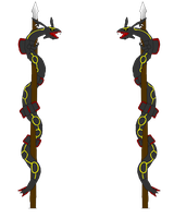BlackRayquaza Journal Skin v2 by BlackRayquaza1