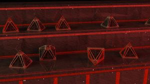 Holocrons at Sith temple. by Lexx2k