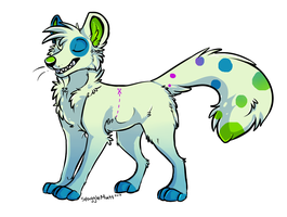 Canine Adopt 2 *closed* by Ziega-Doptables