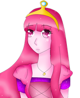 Princess Bubblegum by NanakoBlaze