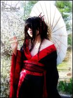 Death Note Geisha: L 04 by Maru-Light
