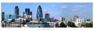 London City by dandelgrosso