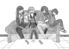girls kidnapped by Aramirn123