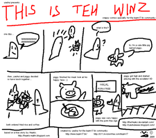 This is teh winz. by thefreaks