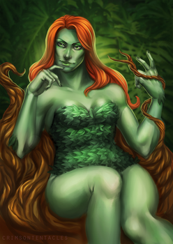 - poison ivy - by Alquana