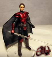 Padme Amidala Imperial Knight Custom FOR SALE NOW by jvcustoms
