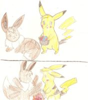 PMD2: Pokemon is Real by NarryEevee