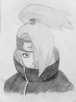 Deidara by Lemon-Yelloww