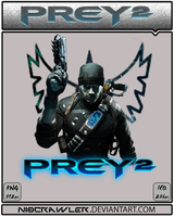 Prey 2 Icon by Ni8crawler
