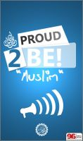 PROUD 2BE MUSLIM by Creamania